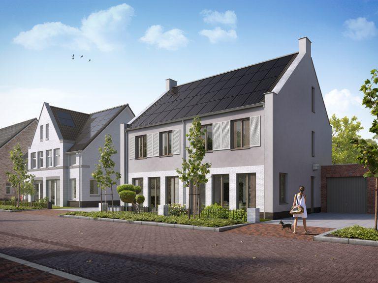 Nieuwe ontwikkelstrategie voor 1500 woningen in Zilverackers.